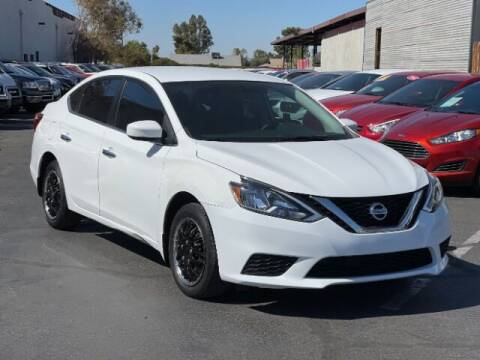 2018 Nissan Sentra for sale at Brown & Brown Wholesale in Mesa AZ