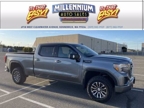 2020 GMC Sierra 1500 for sale at Millennium Auto Sales in Kennewick WA