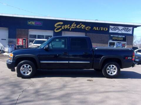 2006 GMC Sierra 1500 for sale at Empire Auto Sales in Sioux Falls SD