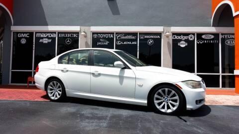 2011 BMW 3 Series for sale at Car Depot in Miramar FL