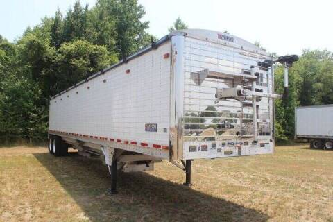 2018 Wilson Hopper Bottom for sale at WILSON TRAILER SALES AND SERVICE, INC. in Wilson NC