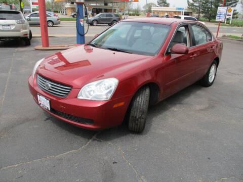 2007 Kia Optima for sale at Premier Auto in Wheat Ridge CO