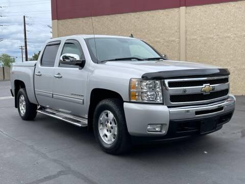 2011 Chevrolet Silverado 1500 for sale at COUNTY AUTO SALES in Rocklin CA