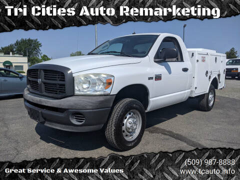 2008 Dodge Ram Pickup 2500 for sale at Tri Cities Auto Remarketing in Kennewick WA