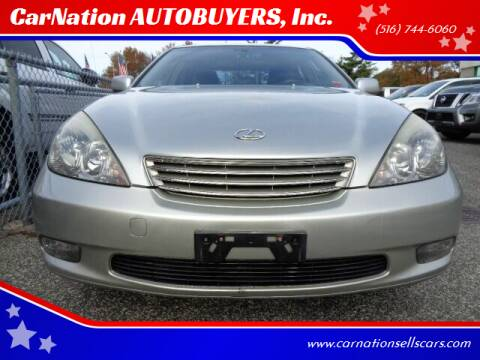 2004 Lexus ES 330 for sale at CarNation AUTOBUYERS, Inc. in Rockville Centre NY