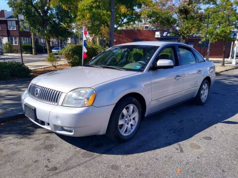 2005 Mercury Montego for sale at Blackbull Auto Sales in Ozone Park NY