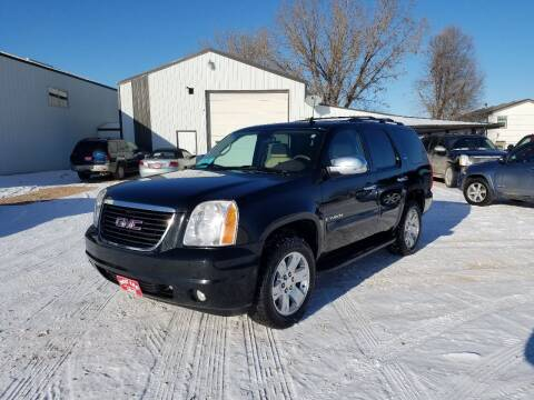 2008 GMC Yukon for sale at Best Car Sales in Rapid City SD