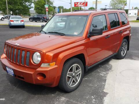 2009 Jeep Patriot for sale at Premier Auto Sales Inc. in Newport News VA