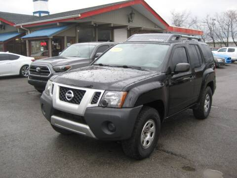 2015 Nissan Xterra for sale at Import Auto Connection in Nashville TN