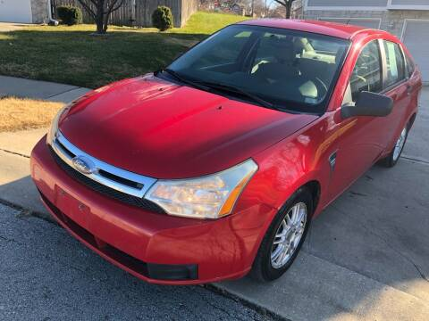 2008 Ford Focus for sale at Supreme Auto Gallery LLC in Kansas City MO