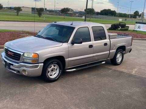 2004 GMC Sierra 1500 for sale at M A Affordable Motors in Baytown TX