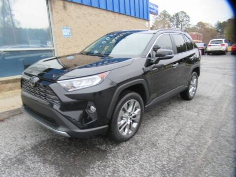 2020 Toyota RAV4 for sale at 1st Choice Autos in Smyrna GA