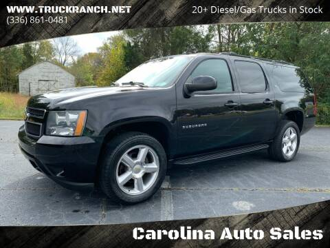 2014 Chevrolet Suburban for sale at Carolina Auto Sales in Trinity NC