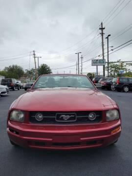 2007 Ford Mustang for sale at MR Auto Sales Inc. in Eastlake OH