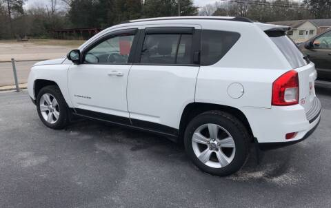 2013 Jeep Compass for sale at Mac's Auto Sales in Camden SC
