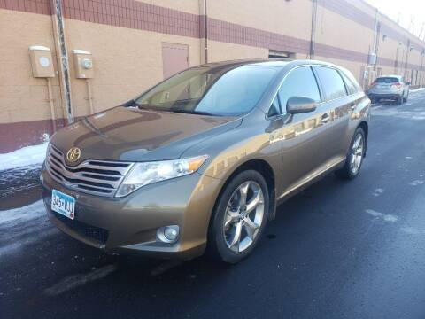 2010 Toyota Venza for sale at Fleet Automotive LLC in Maplewood MN