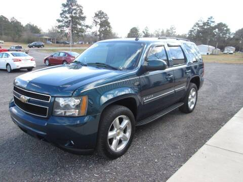 2007 Chevrolet Tahoe for sale at B & B AUTO SALES INC in Odenville AL