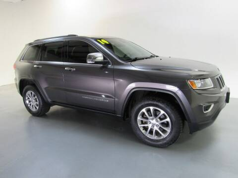 2014 Jeep Grand Cherokee for sale at Salinausedcars.com in Salina KS