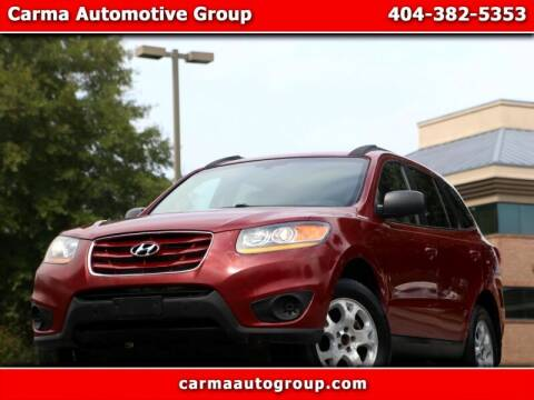 2011 Hyundai Santa Fe for sale at Carma Auto Group in Duluth GA