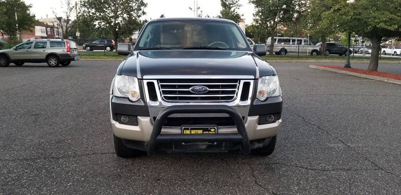 2007 Ford Explorer for sale at KING MOTORS AUTO SALES, INC in Newark NJ