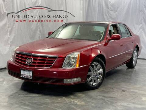 2011 Cadillac DTS for sale at United Auto Exchange in Addison IL