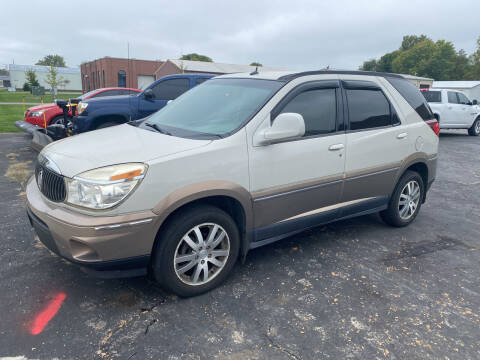 2006 Buick Rendezvous for sale at MARK CRIST MOTORSPORTS in Angola IN