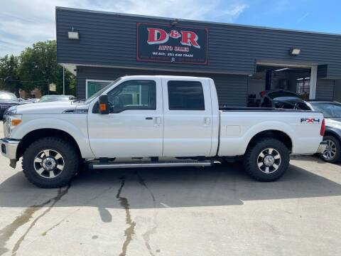 2011 Ford F-250 Super Duty for sale at D & R Auto Sales in South Sioux City NE