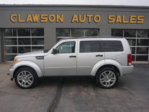 2011 Dodge Nitro for sale at Clawson Auto Sales in Clawson MI