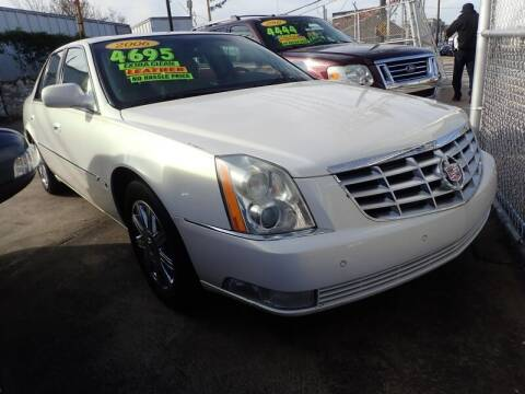 2006 Cadillac DTS for sale at Dan Kelly & Son Auto Sales in Philadelphia PA
