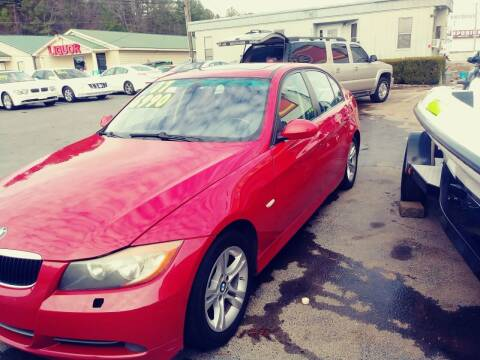 2008 BMW 3 Series for sale at AUTOPLEX 528 LLC in Huntsville AL