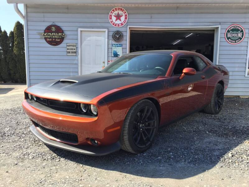 2020 Dodge Challenger for sale in Wind Gap, PA
