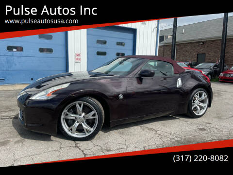 2012 Nissan 370Z for sale at Pulse Autos Inc in Indianapolis IN
