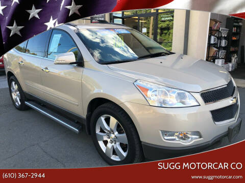 2012 Chevrolet Traverse for sale at Sugg Motorcar Co in Boyertown PA