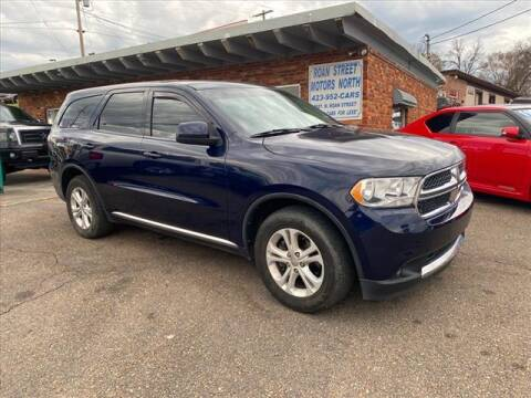 2012 Dodge Durango for sale at PARKWAY AUTO SALES OF BRISTOL - Roan Street Motors in Johnson City TN