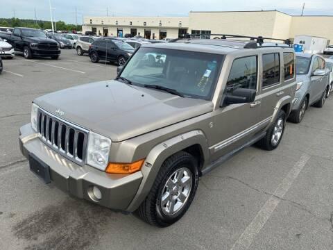 2006 Jeep Commander for sale at Auto Land Inc - Autoland of Thornburg in Spotsylvania VA