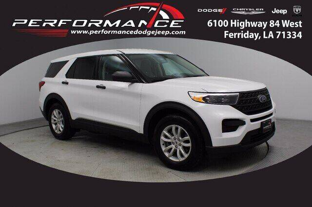 2020 Ford Explorer for sale at Performance Dodge Chrysler Jeep in Ferriday LA