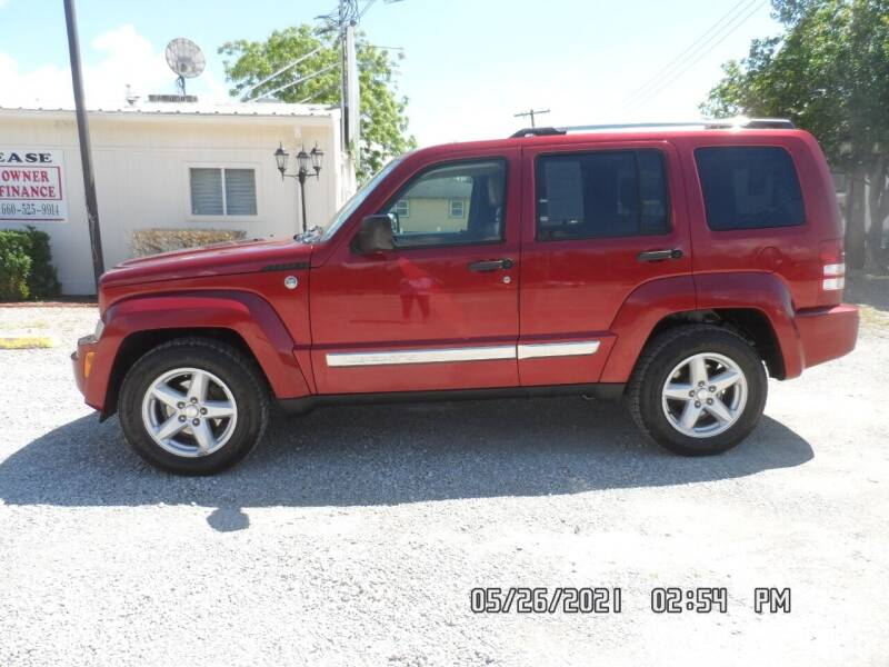 2012 Jeep Liberty for sale at Town and Country Motors in Warsaw MO