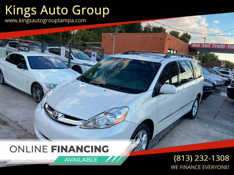 2006 Toyota Sienna for sale at Kings Auto Group in Tampa FL