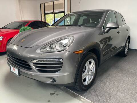 2011 Porsche Cayenne for sale at Mag Motor Company in Walnut Creek CA