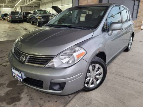 2008 Nissan Versa for sale at Car Planet Inc. in Milwaukee WI