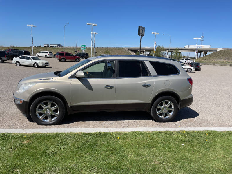 2008 Buick Enclave for sale at GILES & JOHNSON AUTOMART in Idaho Falls ID