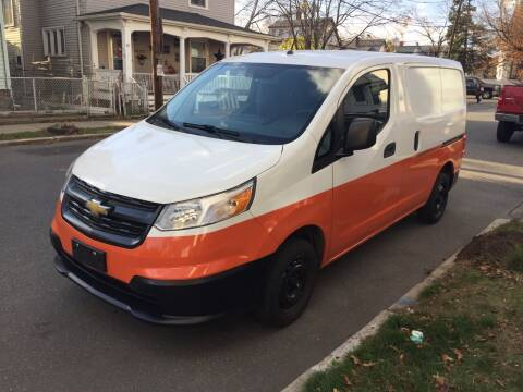 2015 Chevrolet City Express Cargo for sale at Twin Motor Sport in Worcester MA
