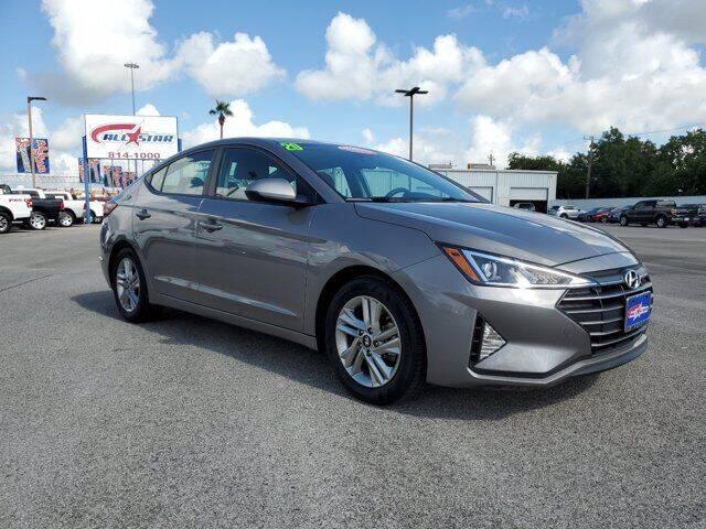 2020 Hyundai Elantra for sale at All Star Mitsubishi in Corpus Christi TX