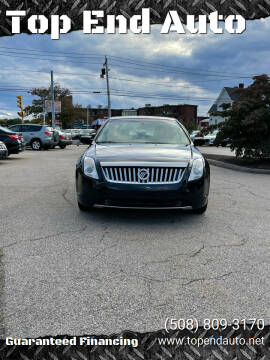2010 Mercury Milan for sale at Top End Auto in North Attleboro MA