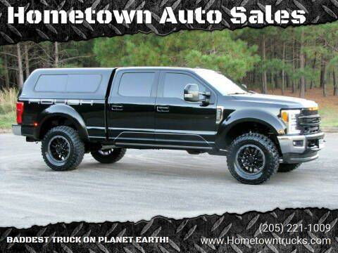 2018 Ford F-250 Super Duty for sale at Hometown Auto Sales - Trucks in Jasper AL