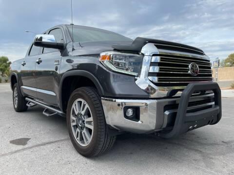 2019 Toyota Tundra for sale at Boktor Motors in Las Vegas NV