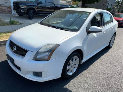 2011 Nissan Sentra for sale at Jordan Auto Group in Paterson NJ