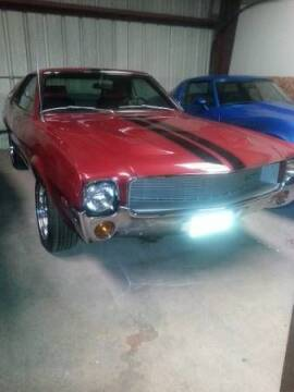 1969 AMC AMX for sale at Haggle Me Classics in Hobart IN