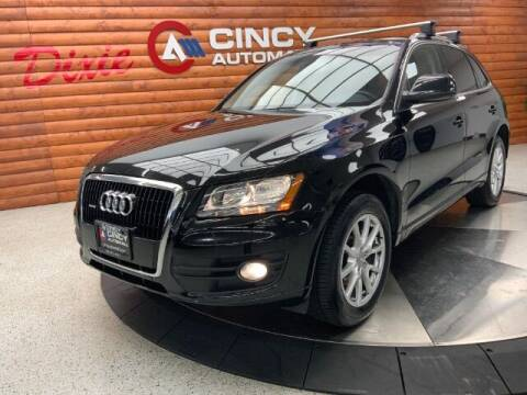 2010 Audi Q5 for sale at Dixie Motors in Fairfield OH