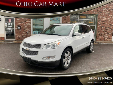 2009 Chevrolet Traverse for sale at Ohio Car Mart in Elyria OH